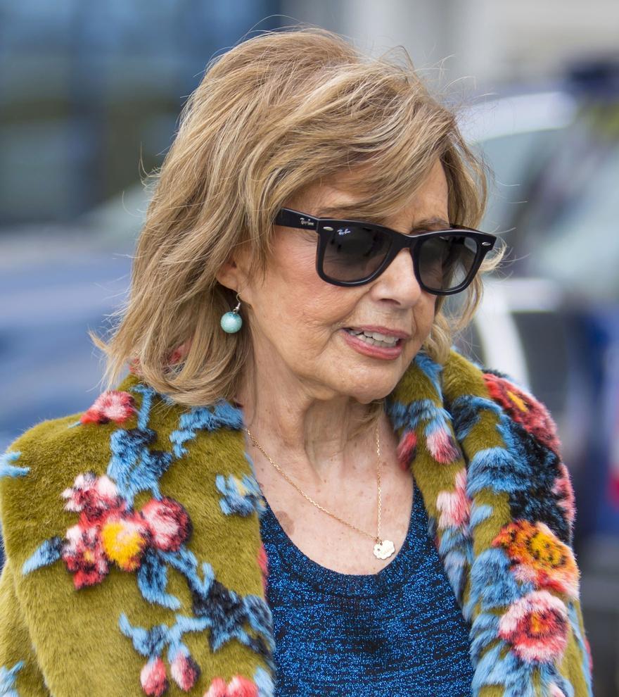 María Teresa Campos cumple 80 años alejada del foco mediático
