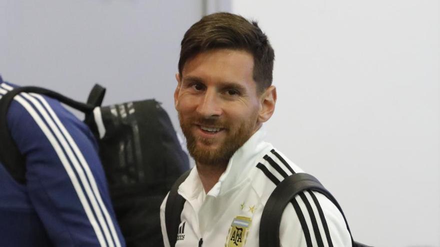 Messi lamenta la fuga de talent de la Masia