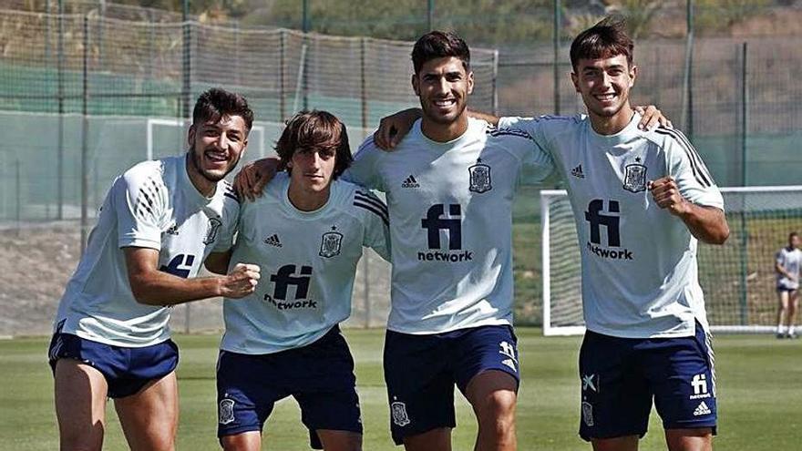 El Madrid arranca la pretemporada sin Marco Asensio.