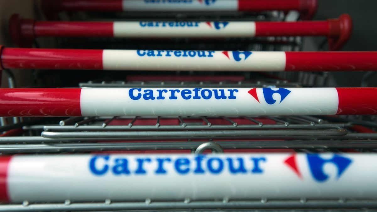 Carrefour results
