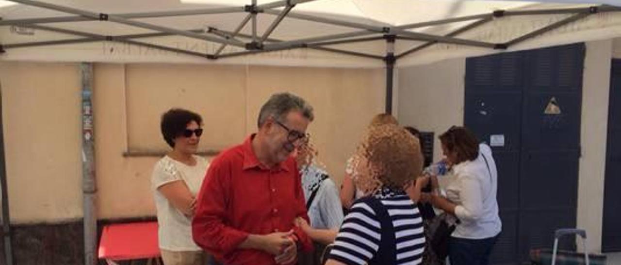El PP de Albal denuncia que  el alcalde emplea recursos públicos para hacerse campaña