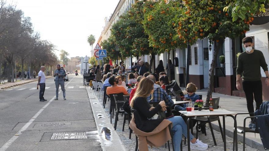 Urbanismo amplía el plazo para solicitar la licencia para colocar veladores