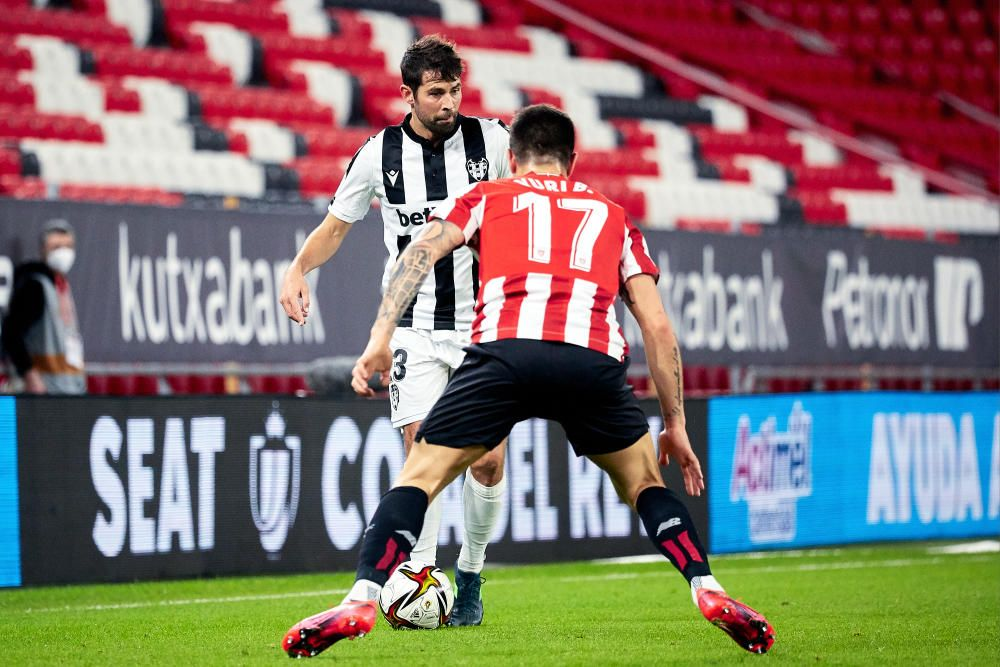 Copa del Rey: Athletic - Levante