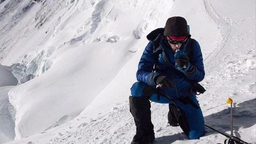 Kilian Jornet renuncia al cim de l'Everest