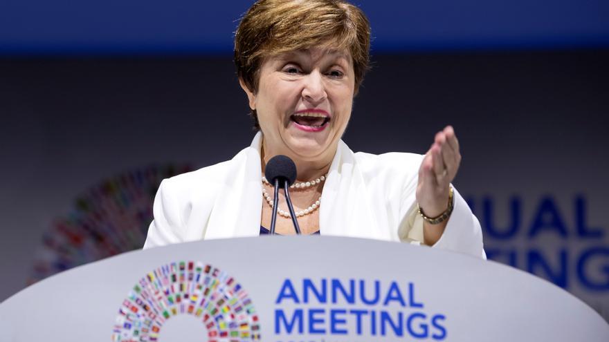 El FMI mantiene en un 6% la previsión de crecimiento de la economía