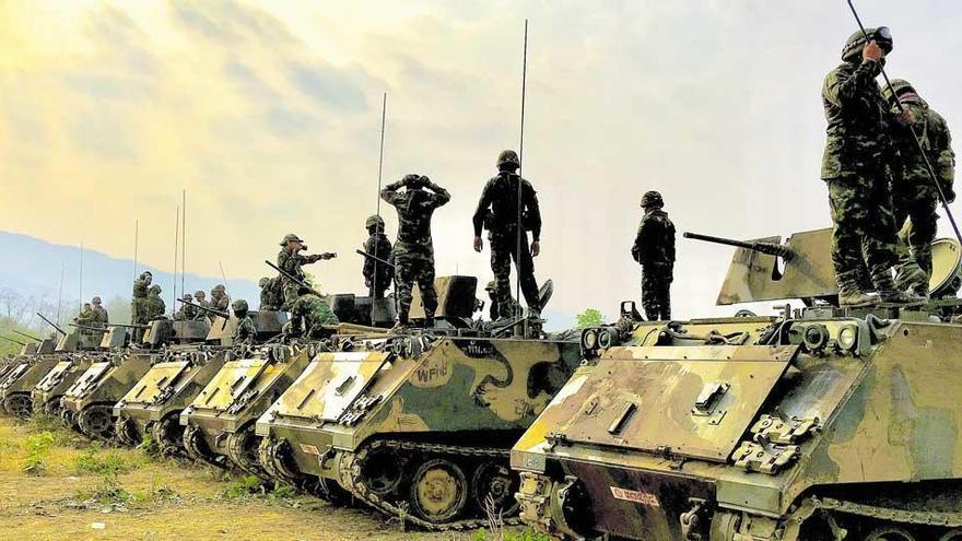 Factores clave en las guerras del porvenir