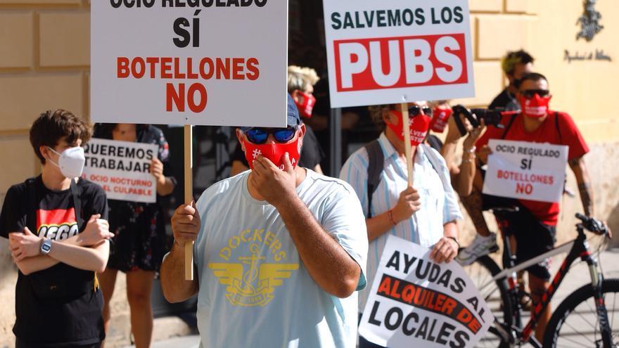 Sanitat mantiene el cierre del ocio nocturno en València