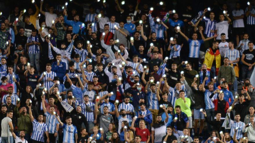 El uno por uno del Málaga CF 1-0 CD Lugo