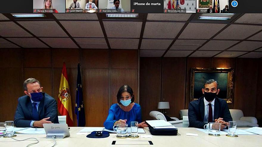 El Estado abona 1,6 millones al plan de sostenibilidad turística de Lanzarote