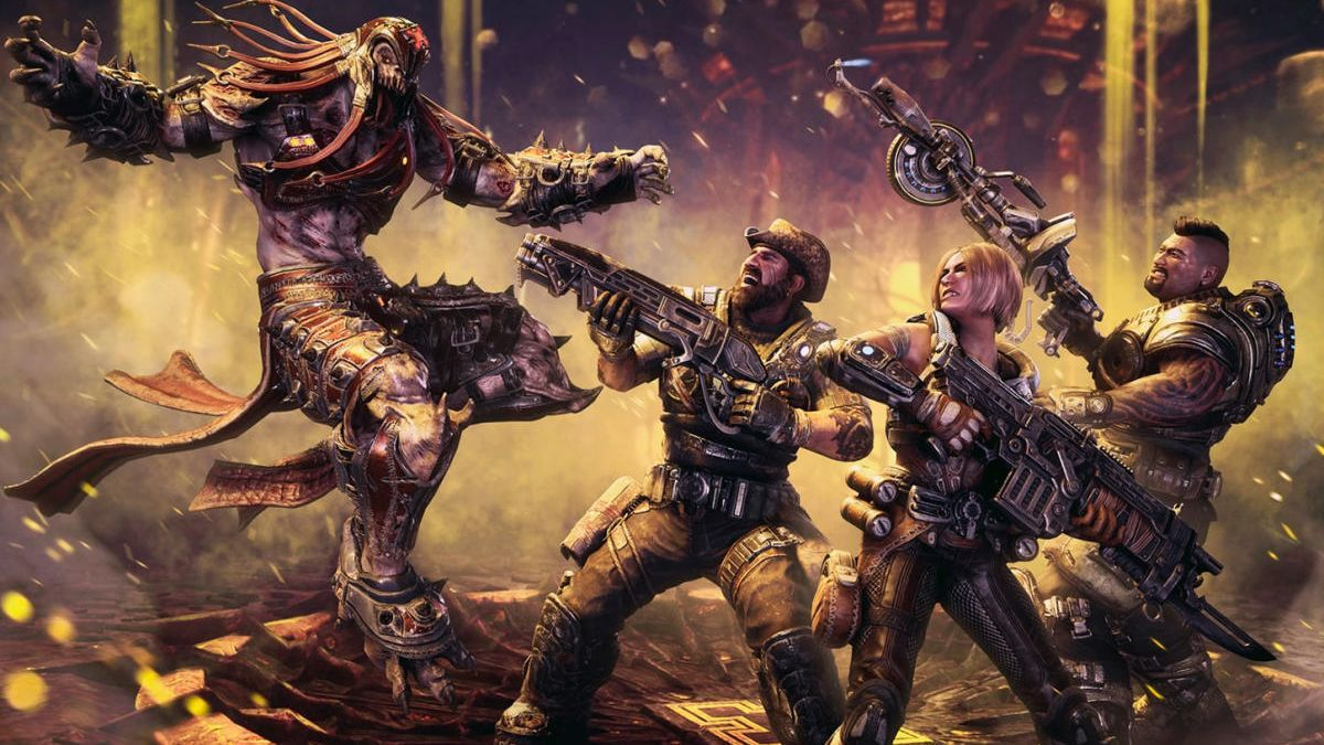 Operation 5: Hollow Storm, descubre las características de la nueva expansión para Gears 5.