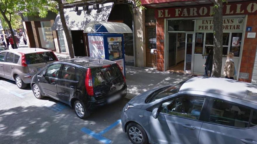 El quiosc de l'ONCE del carrer Guimerà de Manresa reparteix 70.000 euros