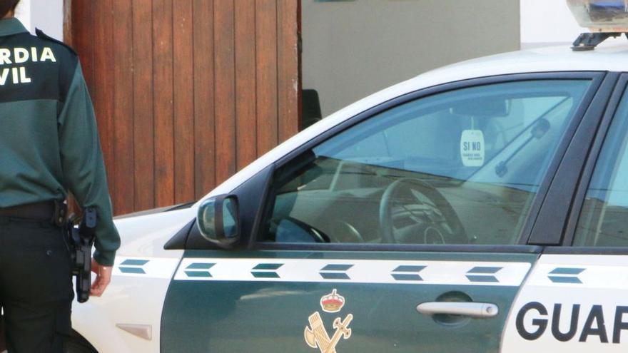 Herida al chocar su moto contra un coche en Gran Canaria
