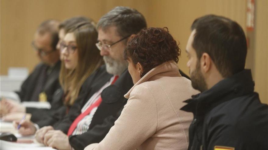 El jurado popular considera culpable a la acusada del crimen de la Fuenseca
