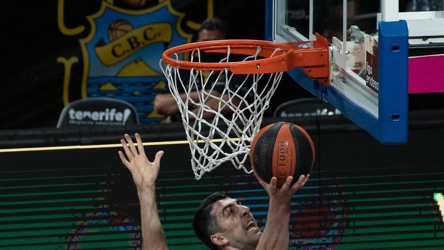 El georgiano Shermadini, MVP de la Liga Endesa