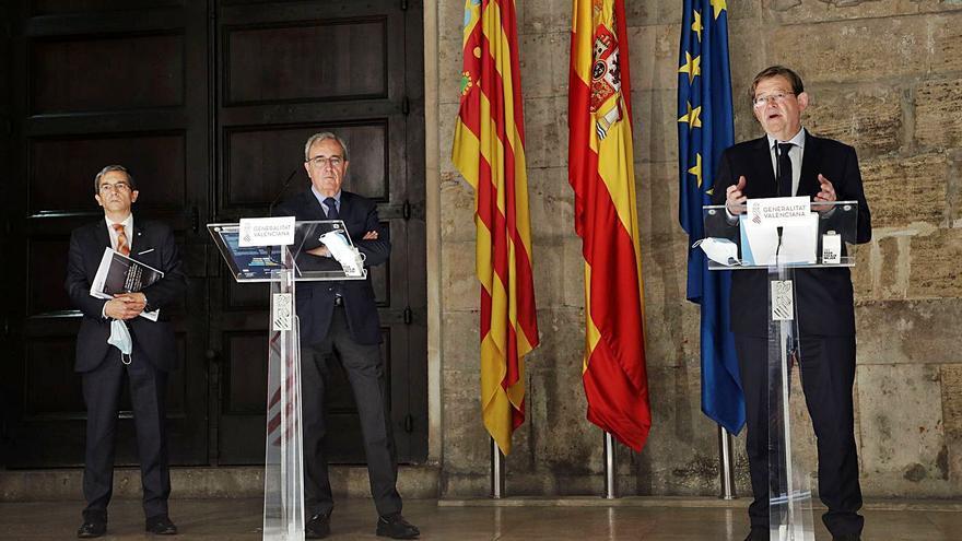 El Gobierno encamina  la armonización fiscal hacia las tesis valencianas