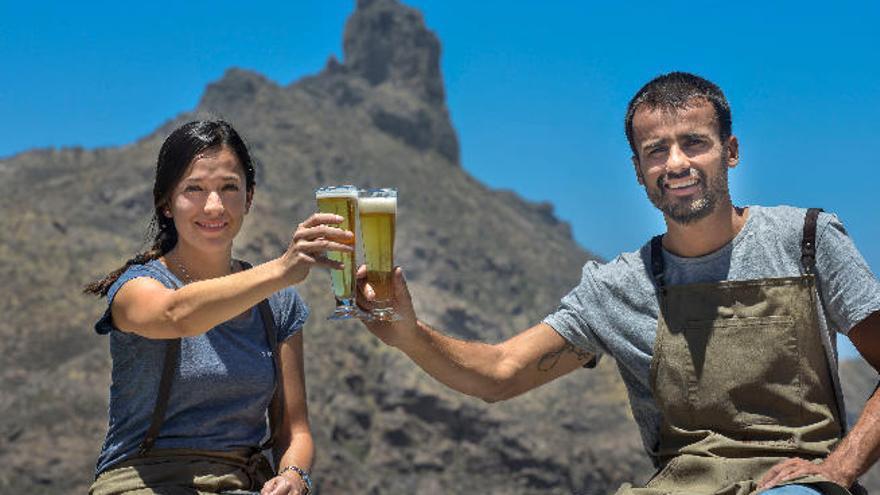 Texeda, cerveza de altitud
