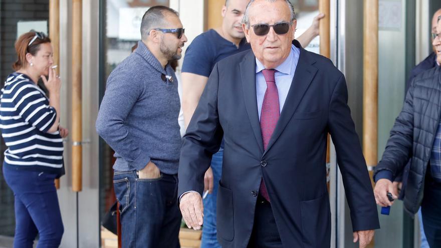 El juez pide información al PP sobre 59.000 euros entregados a Carlos Fabra