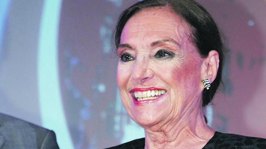 Muere la actriz y cantante Nati Mistral a los 88 años, toda una vida sobre las tablas