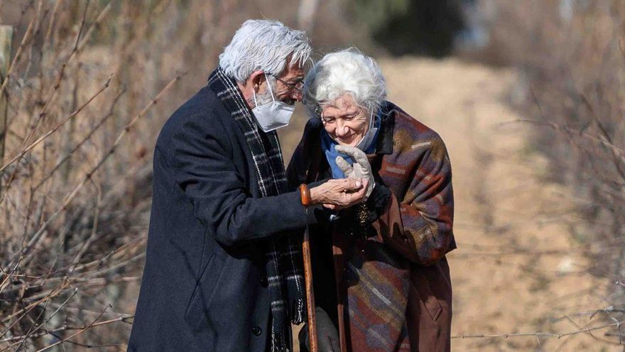'Cuéntame' vuelve con la pandemia e Imanol Arias y Ana Duato de ancianos