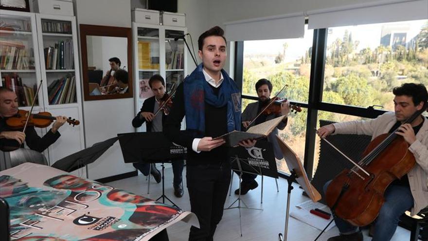 Cuarteto Clásico de Córdoba y Pablo García-López