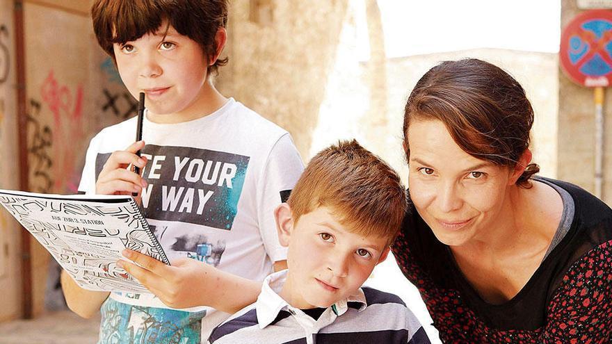 Bei dieser Stadtführung in Palma geben die Kinder den Ton an