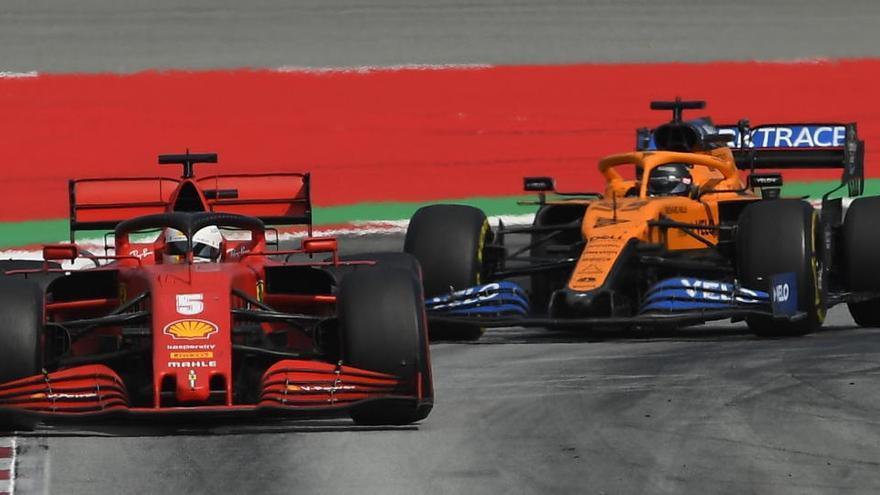 Los diez equipos de Fórmula 1 firman un 'Pacto de la concordia' hasta 2025