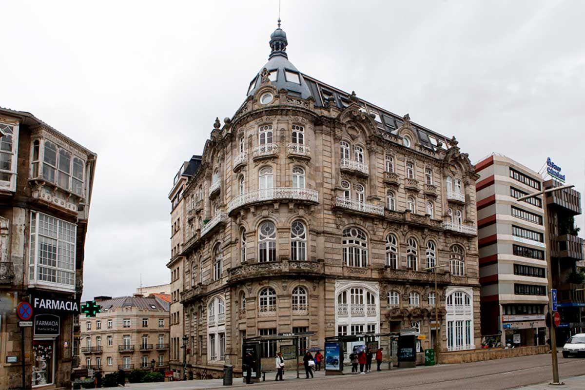 Edificio El Moderno, conocido también como La Casa Bárcena | Ricardo Grobas