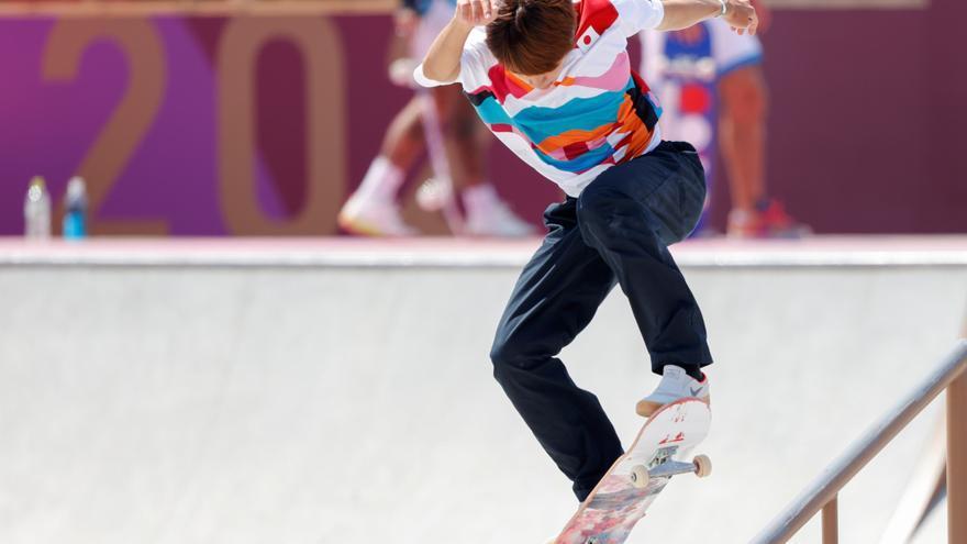 El skate ya tiene su primer campeón olímpico de la historia