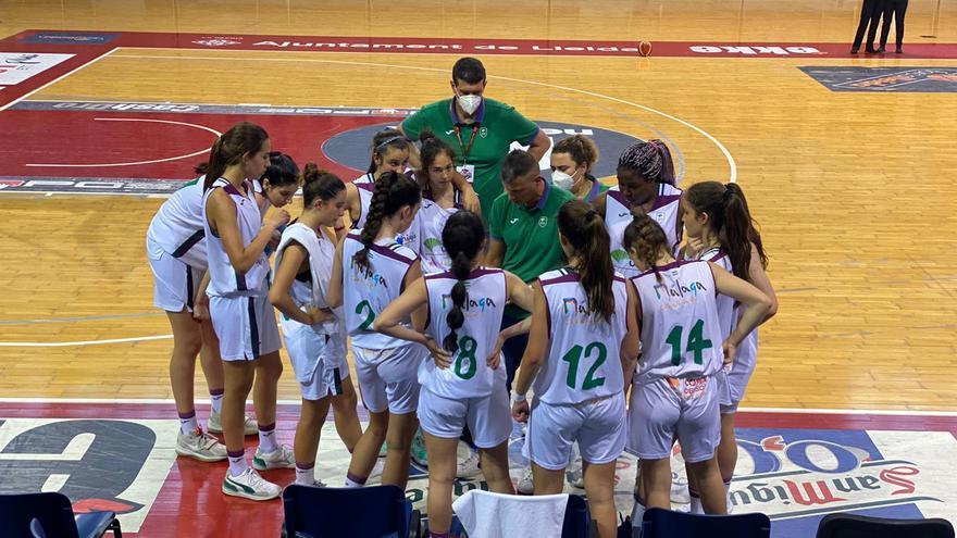 El Unicaja cadete femenino luchará por las medallas en el Campeonato de España