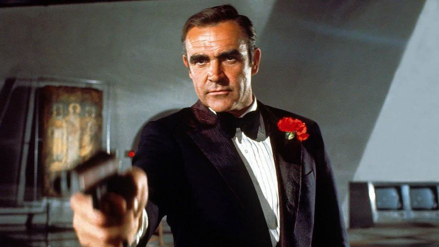 Muere Connery, Sean Connery