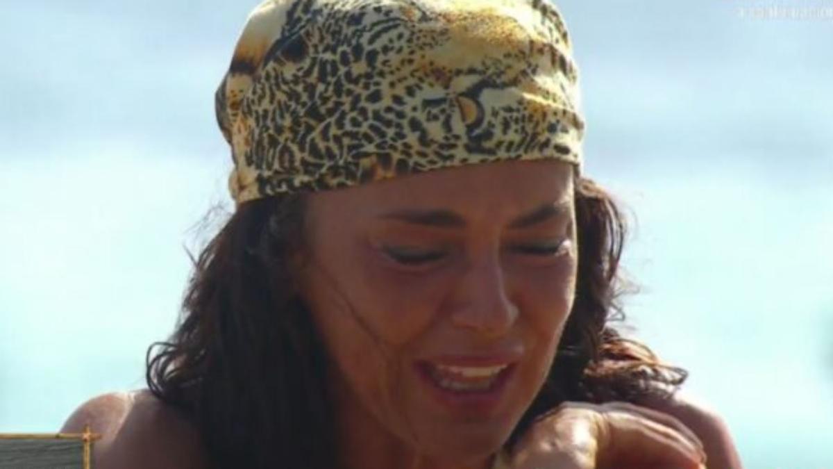 Olga Moreno se juega su victoria por una gravísima acción