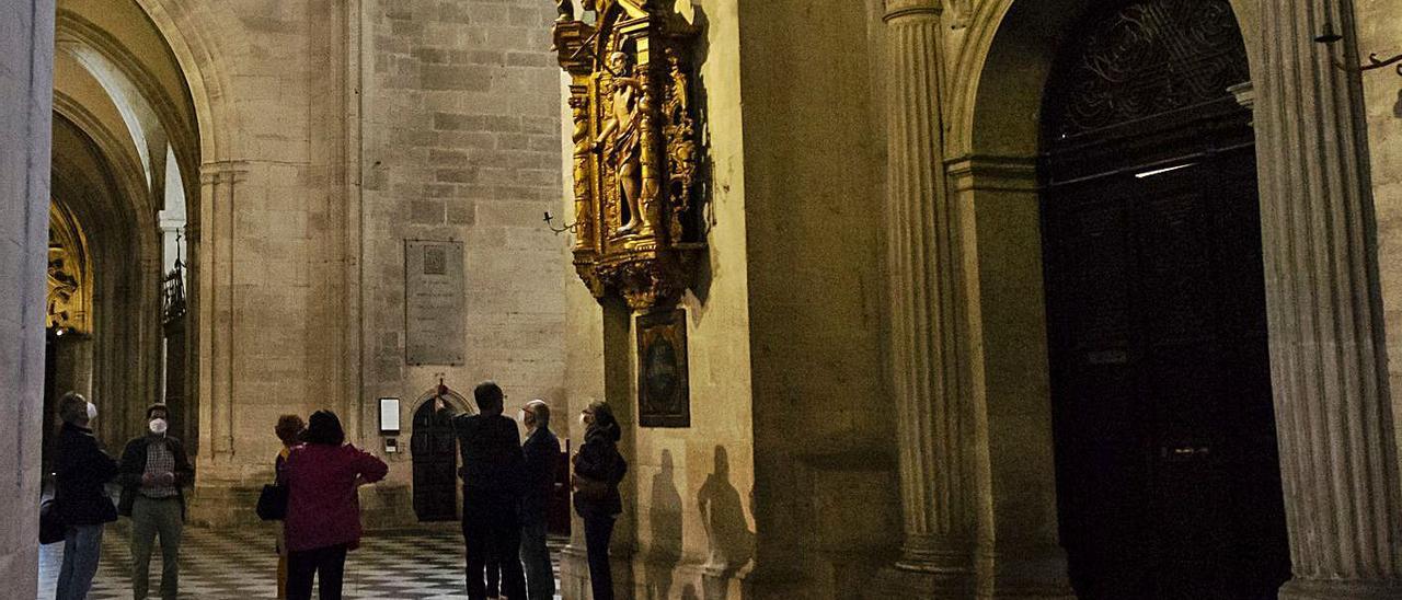 Una visita cultural a la Catedral.   Nazaret Quintas
