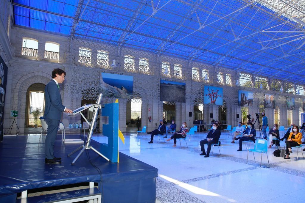 Conferencia de Manuel Muñiz, secretario de Estado de la España Global, en Alicante