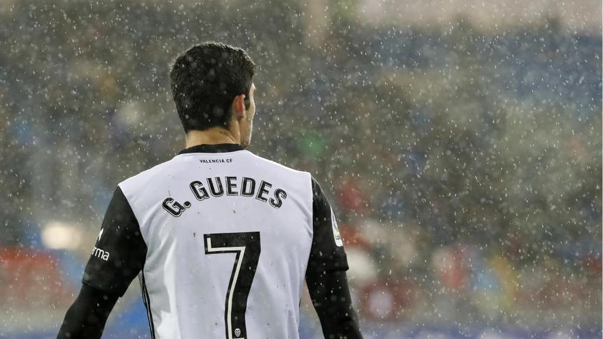 ¿A quién le reservan el dorsal 7 los jugadores del Valencia CF?