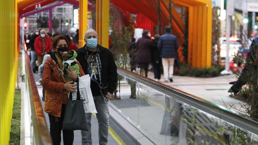 """""""Vigo Vertical"""" también llega a Teis con una rampa mecánica hasta el centro de salud"""