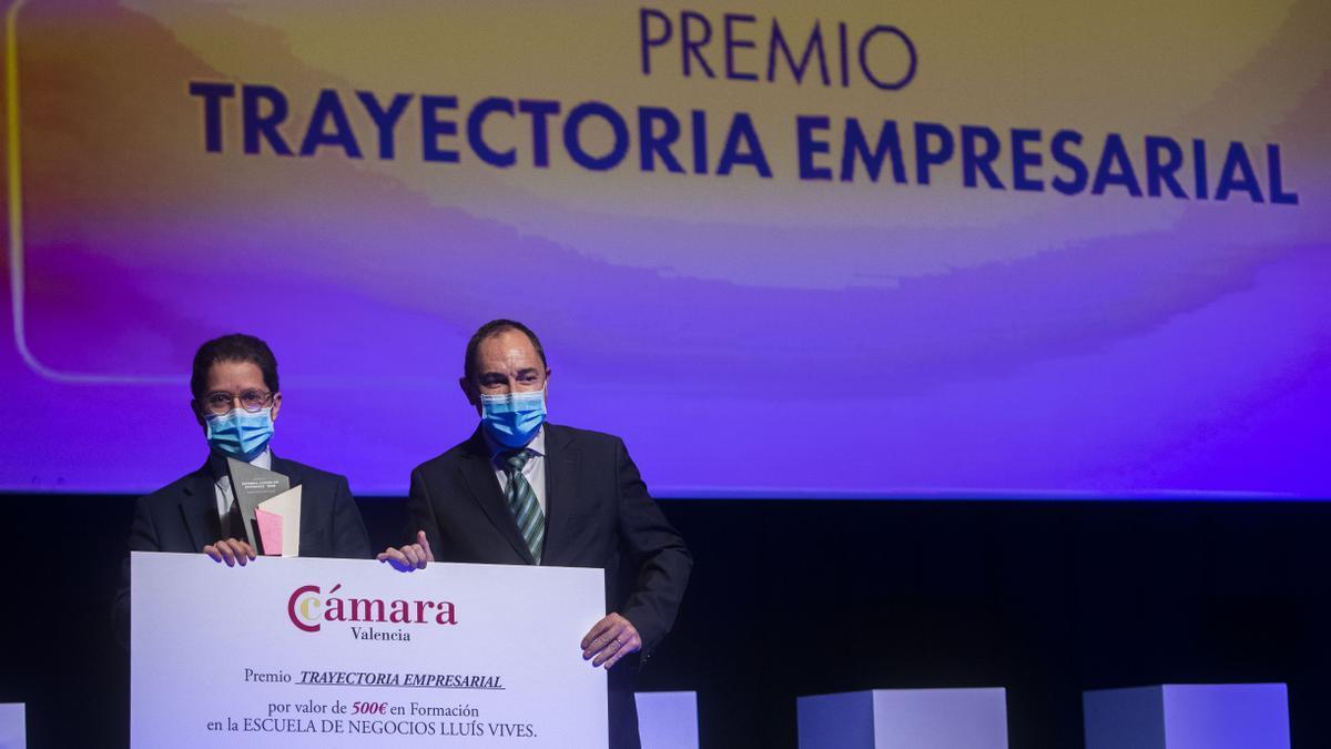 V edición de los Premios Paterna Ciudad de Empresas
