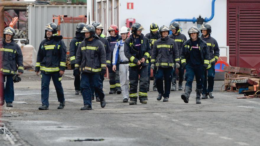 El juez obliga a indemnizar a un bombero por hacer una labor superior a su categoría