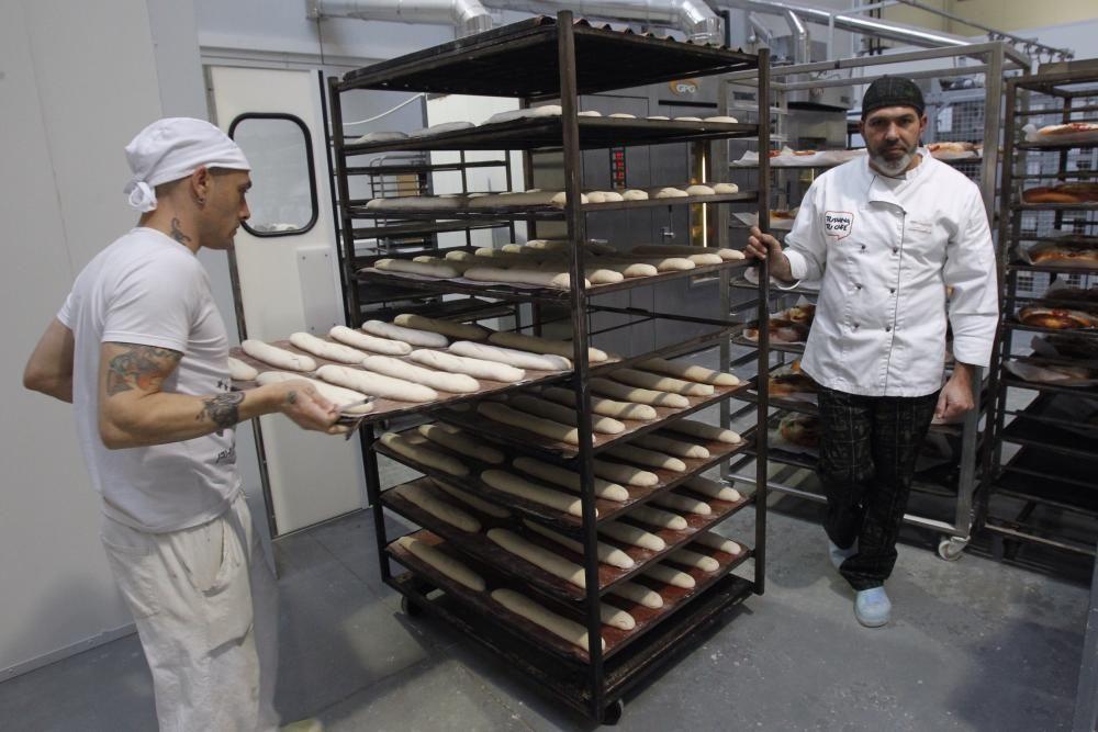 """La panadería de Nigrán que """"hace las Américas"""""""
