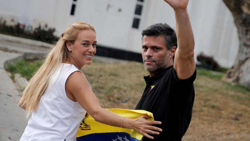 Espanya no entregarà Leopoldo López, refugiat a la residència de l'ambaixador