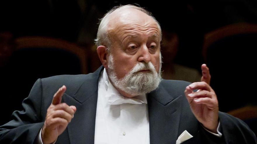 Muere el compositor polaco Krzysztof Penderecki