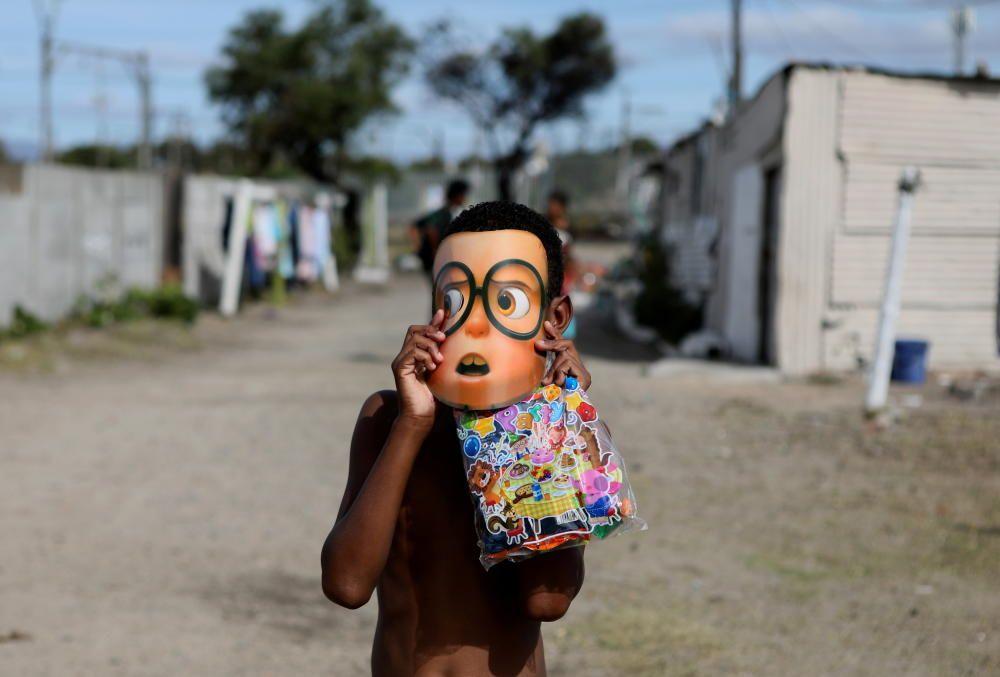 Sudáfrica, ante la Covid-19