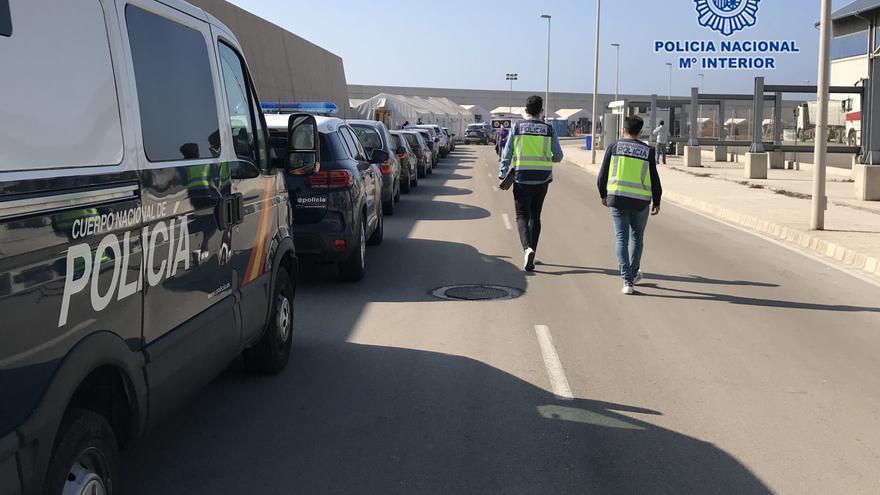 Cerca de 80 detenidos en cinco meses por traficar con personas desde Argelia a las costas murcianas