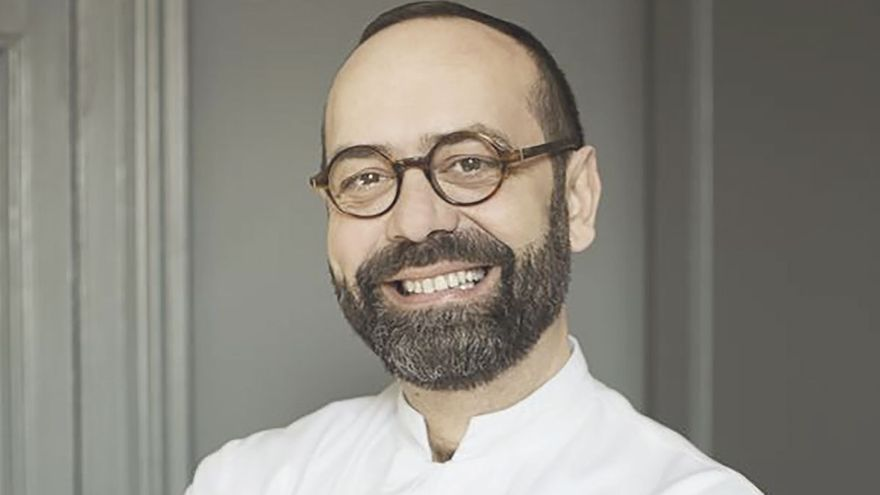 José Pizarro at The RA