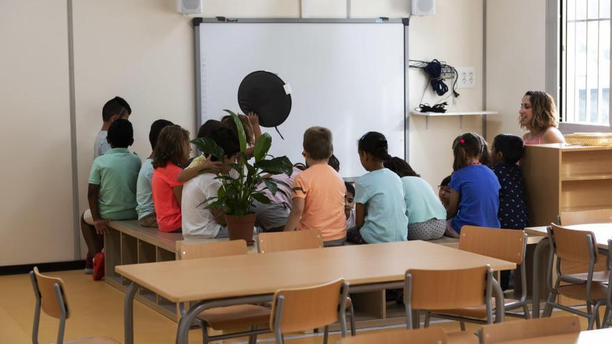 Manresa obre el curs amb 11.000 alumnes i dos centres educatius encara en obres