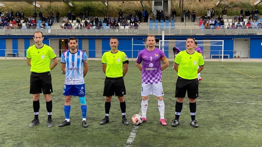 El Figueres obté un punt de fe (1-1) a l'afegit contra el Santfeliuenc per seguir en zona de salvació
