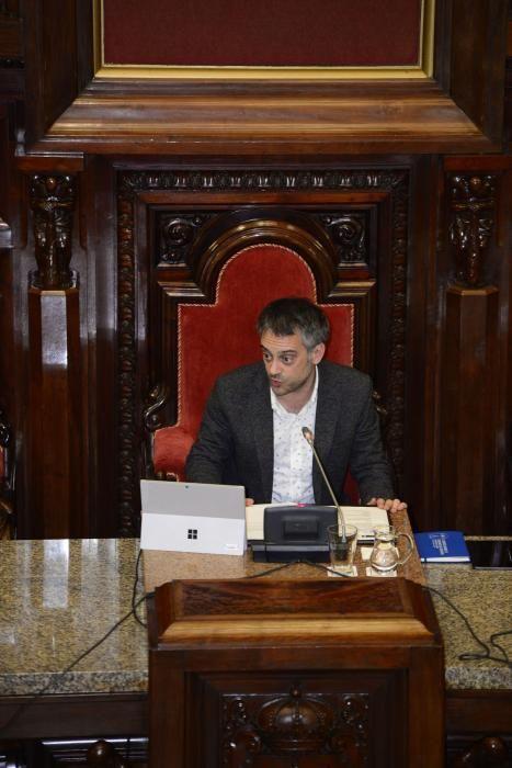Pleno ordinario en A Coruña (01/04/19)
