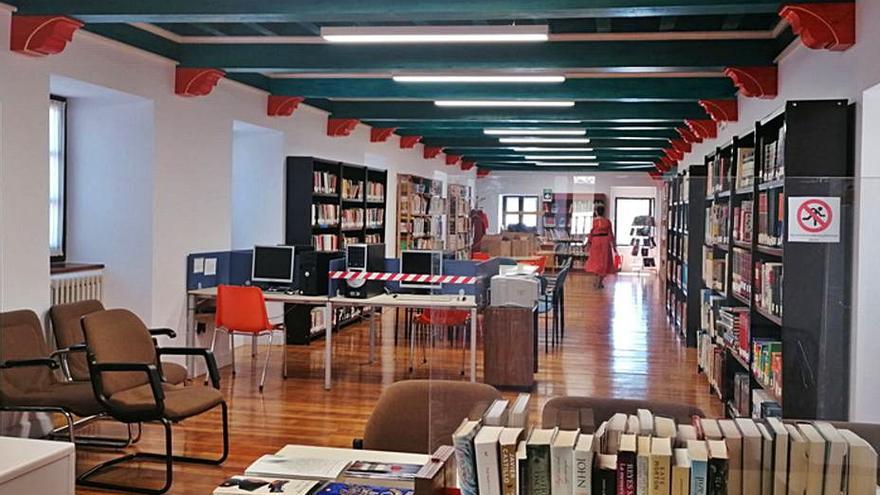 La Casa de Cultura de Toro celebra el Día de las Bibliotecas con un concurso y cuentos