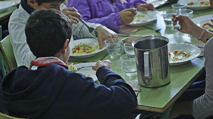Educación convoca nuevas ayudas comedor para 2021