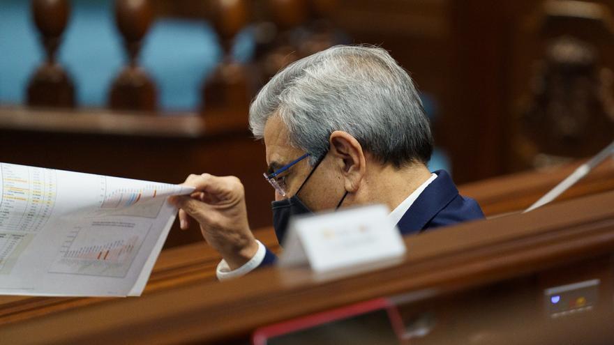 Torres saca pecho por el presupuesto estatal y su socio NC anuncia enmiendas para que crezca la inversión