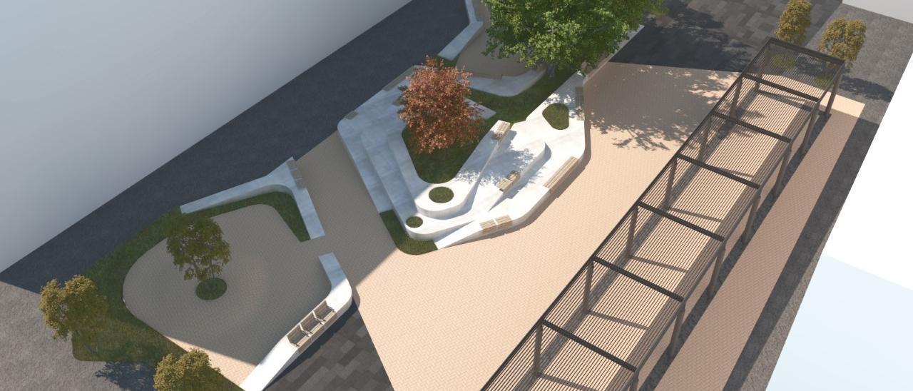 Imagen virtual del proyecto que impulsa el Ayuntamiento de Alicante